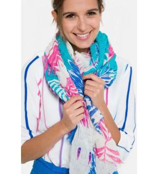 estee 00 sjaal turquoise