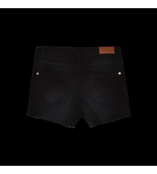 SHORTS-COLOR COTTON