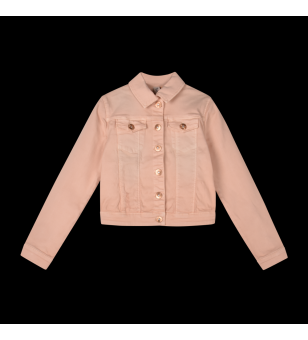 JACKET-COLOR COTTON