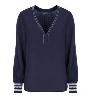 ROXANNE 00 BLOES LM NAVY
