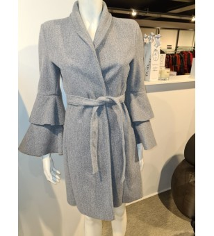 manteau chameau